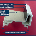 WPC, cap stock, wood plastic, co-extrusion